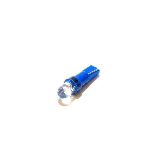 LED Bulb – 12V B8.5D Tacho 1-LED – Blue