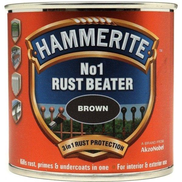 No.1 Rust Beater Dark Brown 250ml