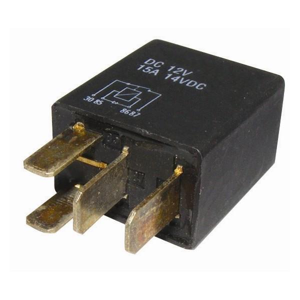 Micro Relay - 12v - 4-pin