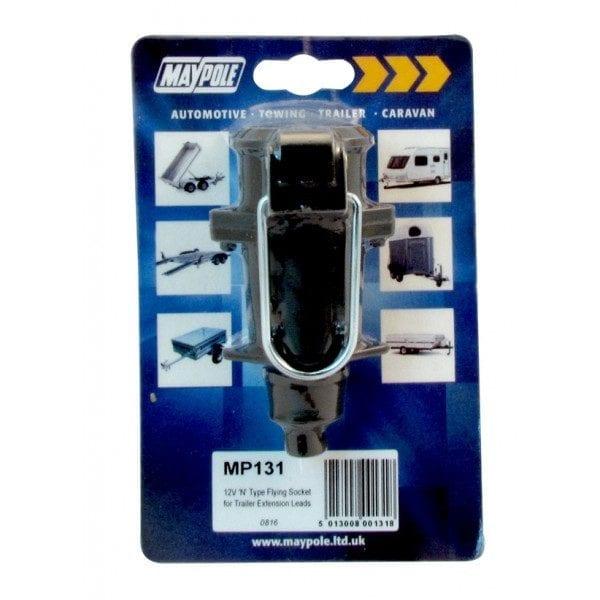 Socket Extension Lead – 12N – 7-Pin