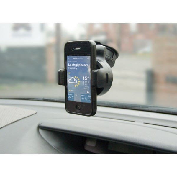 Universal Suction Mount Gadget Holder SWGH14 Streetwize Genuine Quality Product