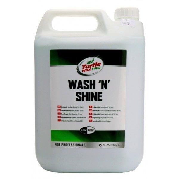 Wash And Shine Shampoo – 5 litre
